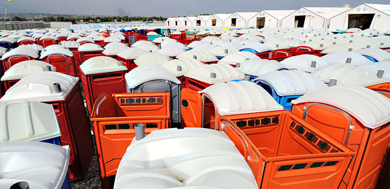 Champion Portable Toilets in Racine, WI